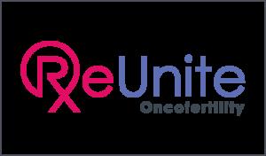 ReUnite Oncofertility logo fertility program for oncology healthcare